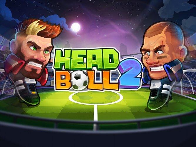Head Ball 2 - Online Football Game screenshot 1