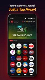 Jazz TV: Watch PSL 5 2020 LIVE screenshot 6