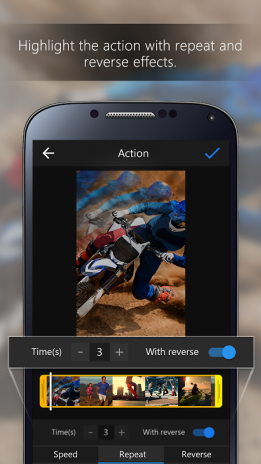 Actiondirector video editor edit videos fast 291 download apk actiondirector video editor edit videos fast screenshot 3 ccuart Choice Image