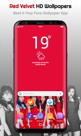 Red Velvet Kpop Wallpapers 10 Unduh Apk Untuk Android Aptoide