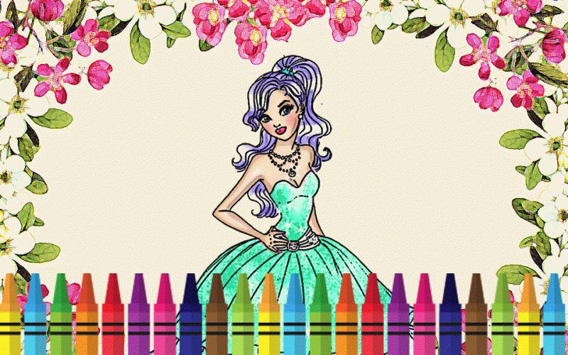 Barbie Boyama Kitabi 1 5 Android Apk Sini Indir Aptoide