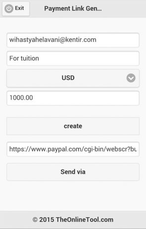 payment link generator 3 0 0 download apk for android aptoide
