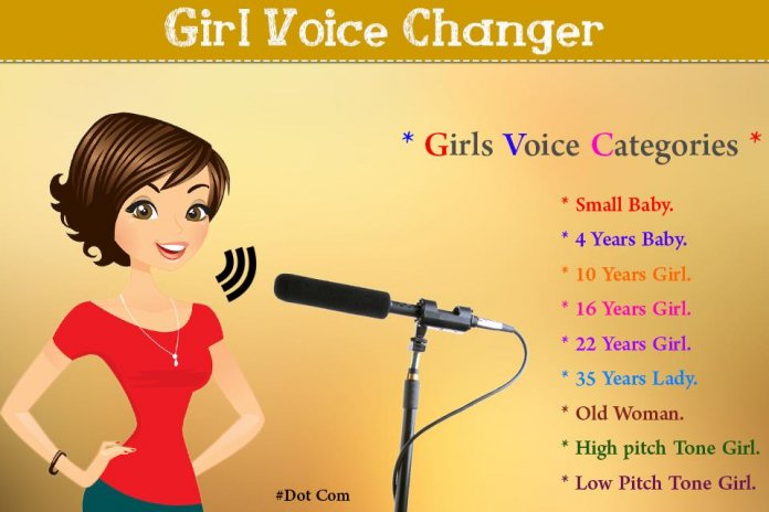 Girl Voice Changer 1 0 Download APK for Android - Aptoide