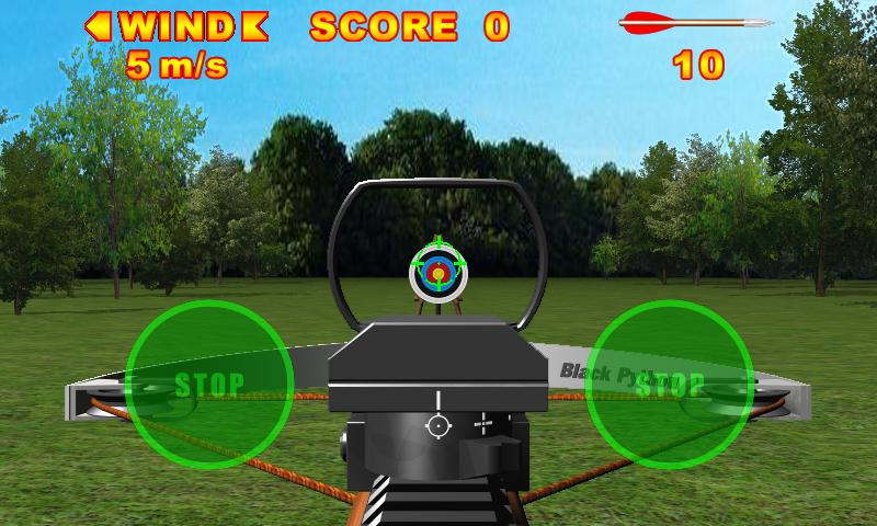 Crossbow Shooting deluxe screenshot 7