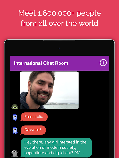 Meet chat room
