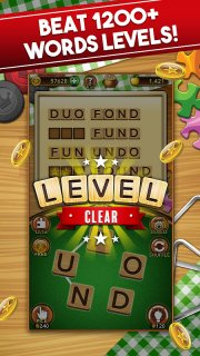 Word Collect - Free Word Games screenshot 3