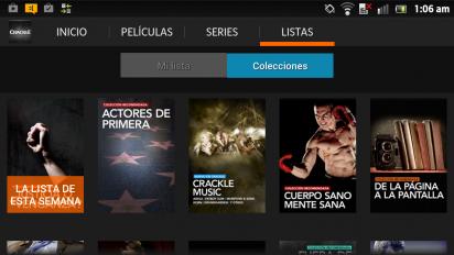Sony Crackle – Free TV & Movies 6 0 0 Descargar APK para