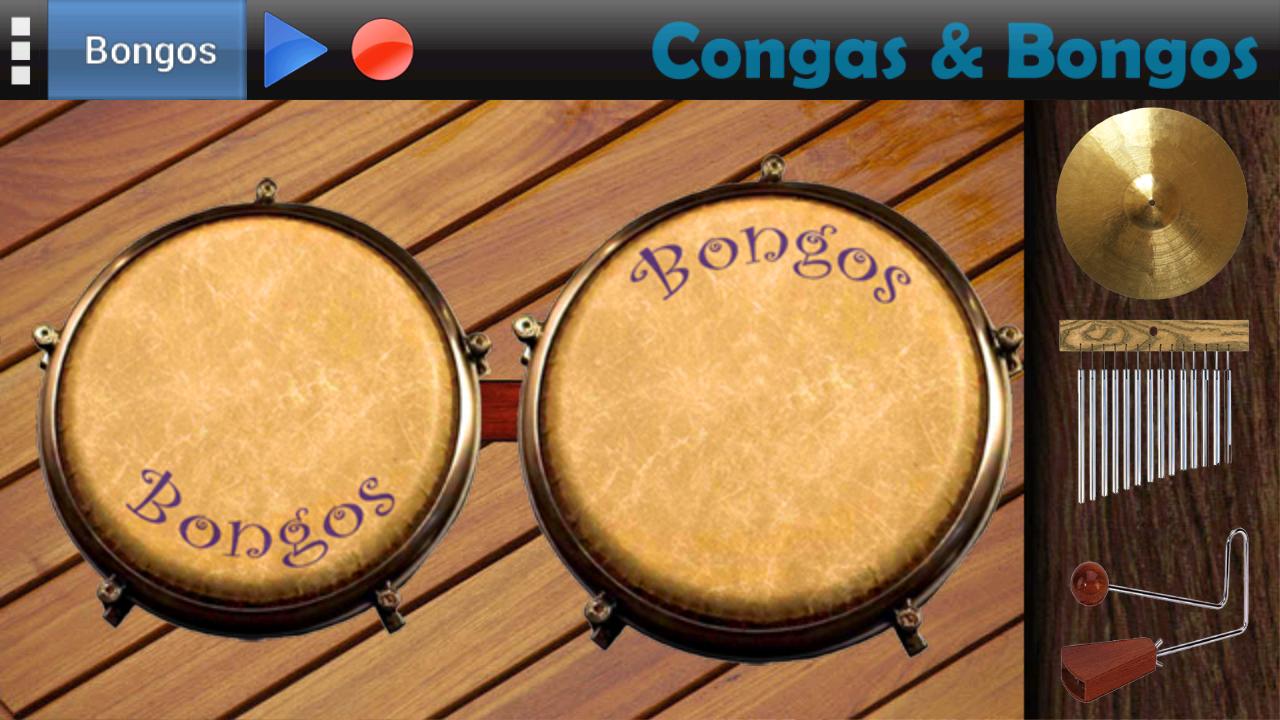 Congas & Bongos screenshot 2