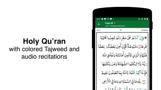 Muslim Pro: Quran, Prayer Times, Qibla Finder screenshot 1