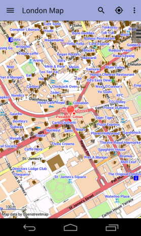 London Offline City Map Lite 4 0 Download APK for Android - Aptoide