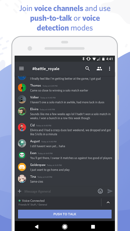 Discord - Chat for Gamers screenshot 3