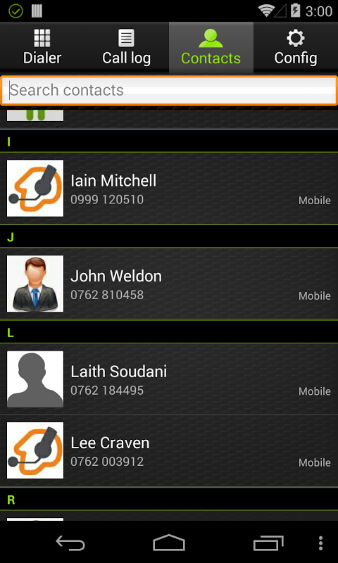 Zoiper IAX SIP VOIP Softphone 2 8 15 Download APK para Android   Aptoide