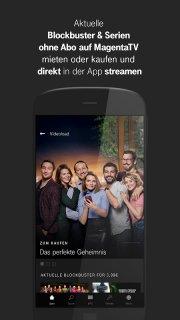 MagentaTV - TV Streaming, Filme & Serien screenshot 6