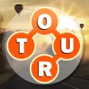 Word Travel:World Tour via Crossword Puzzle Game
