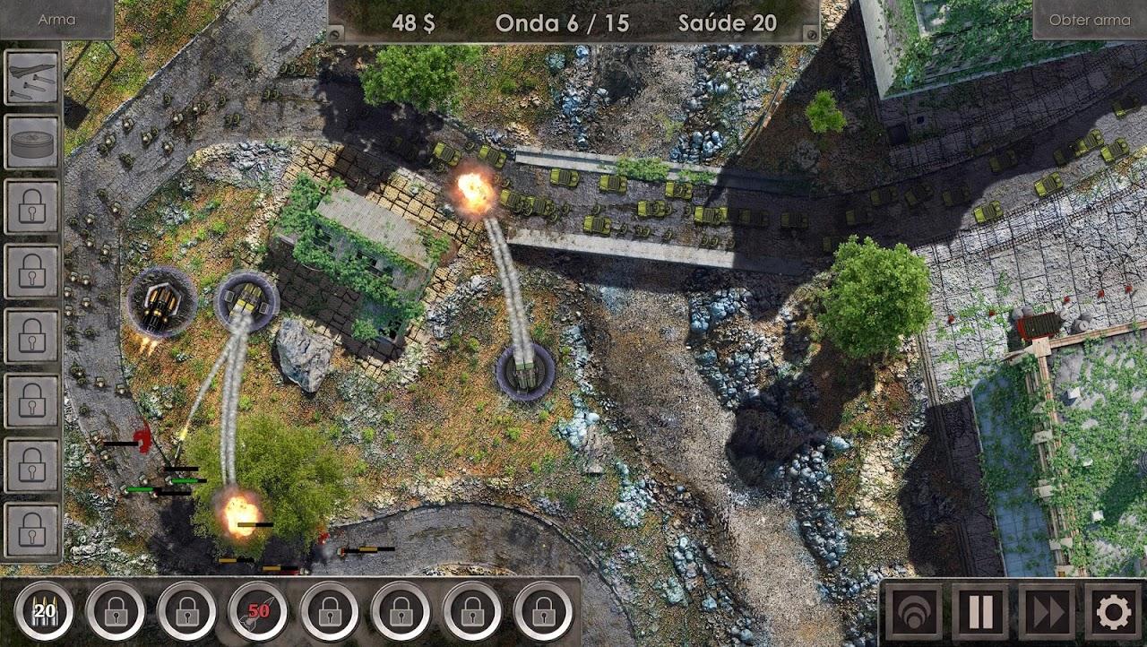 Defense Zone 3 HD screenshot 1