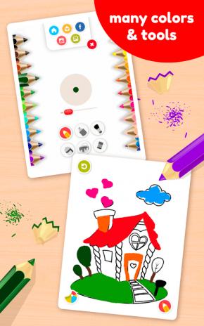 Doodle Coloring Book 1.08 Laden Sie APK für Android herunter - Aptoide