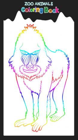 Animais Zoologico Colorir 1 4 Baixar Apk Para Android Aptoide