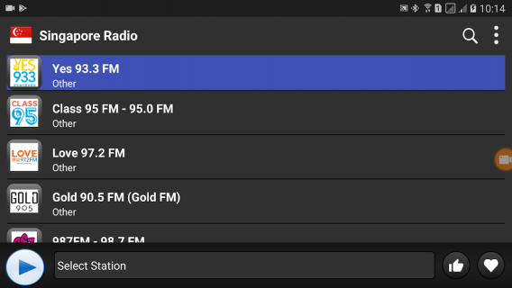 Singapore Radio Online 2018 4 0 0 Download APK for Android
