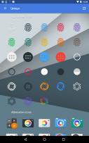 Urmun - Icon Pack Screenshot