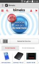 Mobil Alışveriş Screenshot