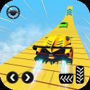 Ramp Car Stunt Racing Games
