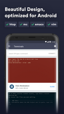 Termius - SSH/SFTP and Telnet client 4 2 13 Download APK for