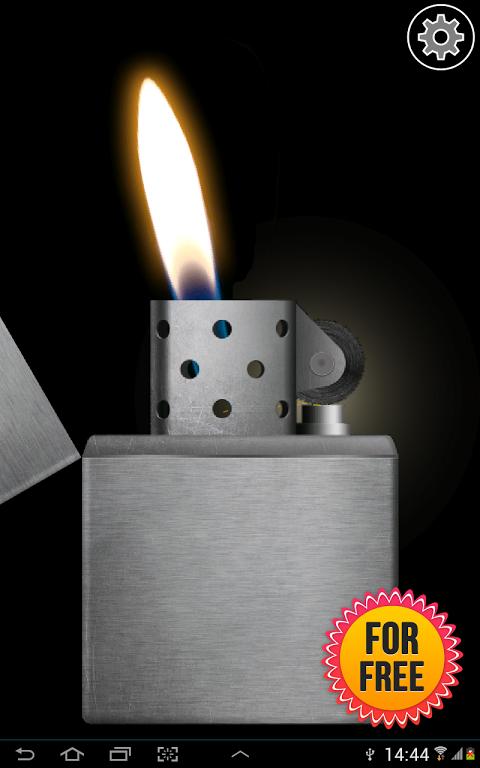 Virtual Lighter screenshot 2