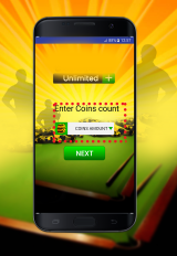 coins and cash for 8 ball pool prank screenshot 5