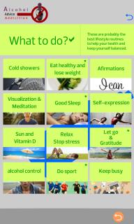 Alcohol Addiction Advice screenshot 5