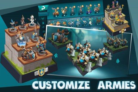 Brave Conquest screenshot 1