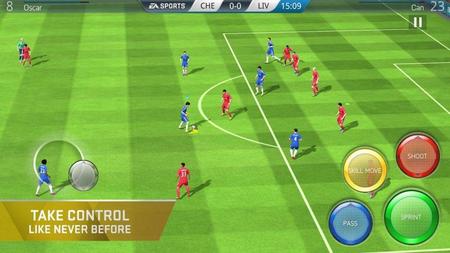 FIFA 16 screenshot 6