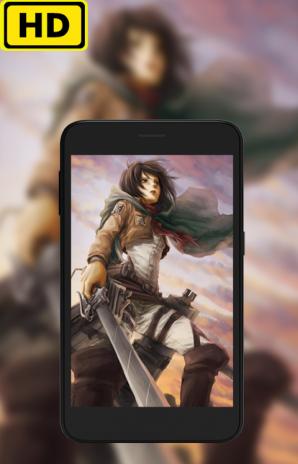 Hd Attack Anime Titan Wallpaper 310a Descargar Apk Para