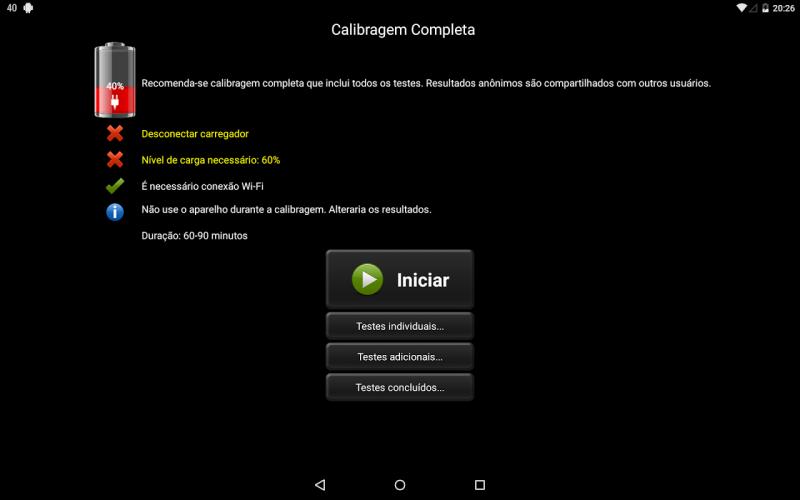 Bateria HD - Battery screenshot 10