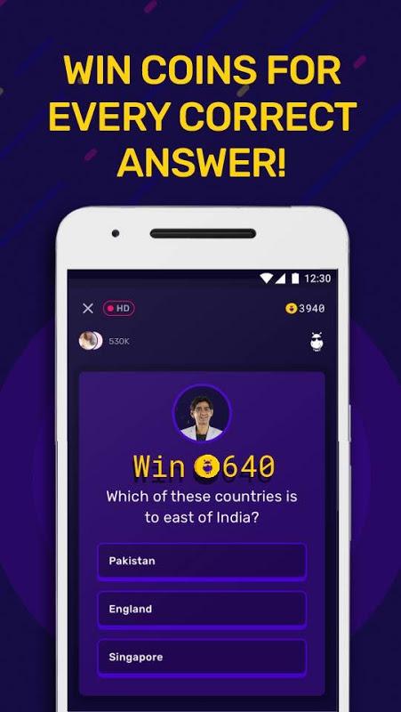 Loco - Play Free Games, Cricket and Win! screenshot 1