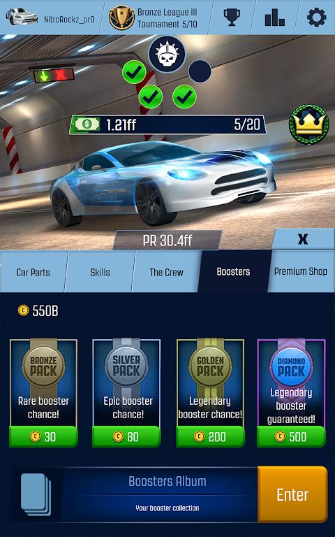 Idle Racing GO: Car Clicker & Driving Simulator screenshot 6