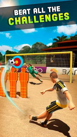 Скачать пляжный футбол трофей apk бесплатно спортивные игры игра.