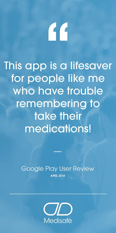 Pill Reminder and Medication Tracker by Medisafe screenshot 1