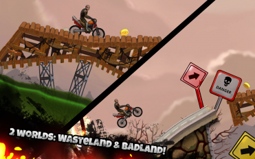 Mad Road: Apocalypse Moto Race v 1.0 (Mod Money) 2