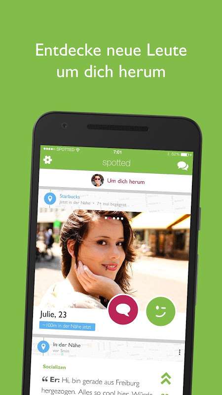 Lokale dating apps for Android