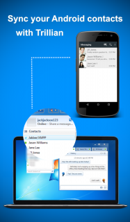 SMS Integration for Trillian 6 0 Download APK for Android