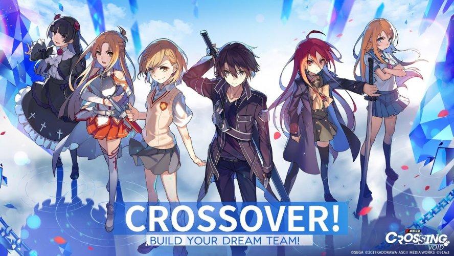Crossing Void - Global screenshot 1