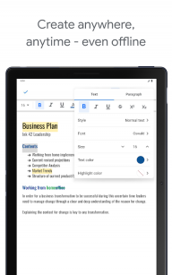 Google Docs screenshot 6