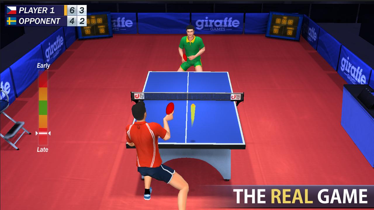 Ping Pong Champion screenshot 2