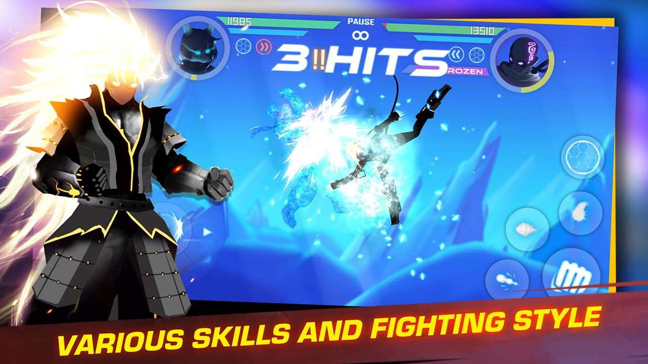 Shadow Battle 2.0 screenshot 1