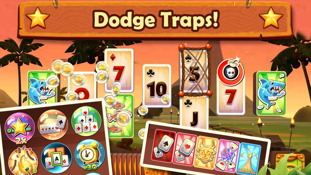 free solitaire no download 747