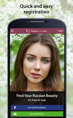 Kostenloses russisches Dating online