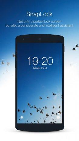 SnapLock Smart Lock Screen 1 1 5 Download APK for Android