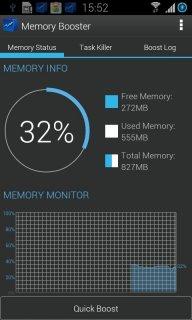 Memory Booster (Full Version) screenshot 1