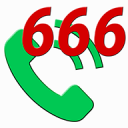 Call 666 and talk to the devil