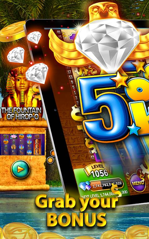 Slots Pharaoh's Way Online Casino & Slot Machine screenshot 2